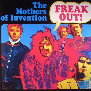 Freak out Frank Zappa