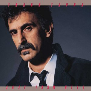 jazz from hell frank zappa