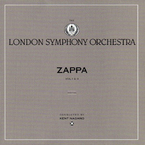 London Symphony Orchestra Vol. 1 frank zappa