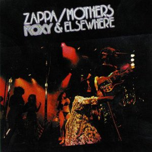 Roxy and Elsewhere frank zappa