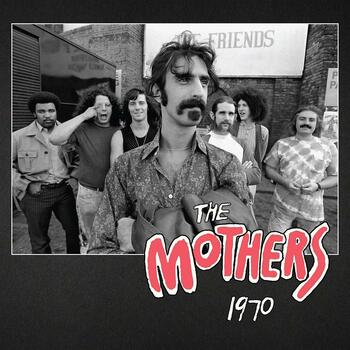 The Mothers 70 frank zappa